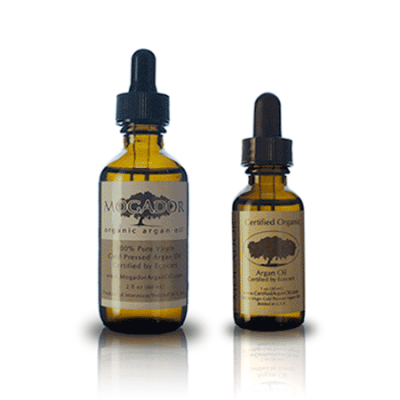 Argan Oil, 2 Bottle Set