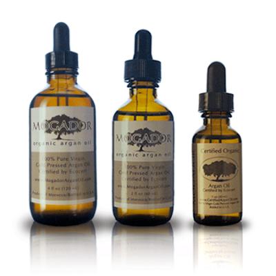 Argan Oil, 3 Bottle Set